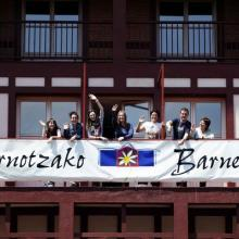 Zornotzako Barnetegia: balkoia II