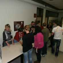 2012.11.20ko kanpo ekitza: taloak egiten